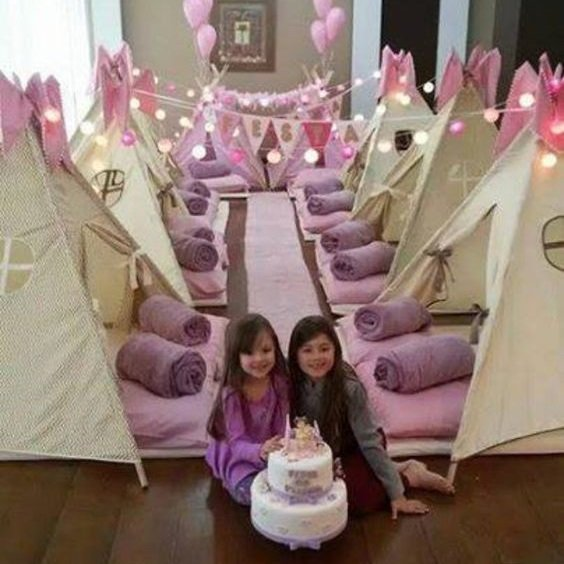 ideas para cumpleaños infantiles de niñas