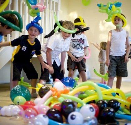 ideas para sorpresas de cumpleaños infantiles
