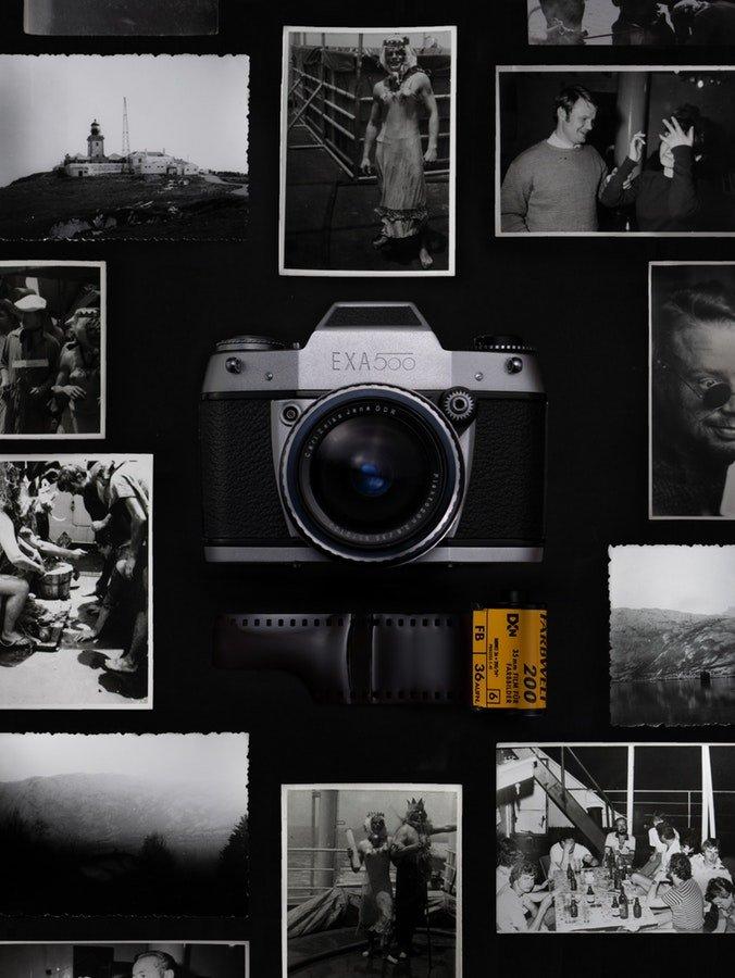 fotografía collage fotos sorpresas de cumpleaños para hombres