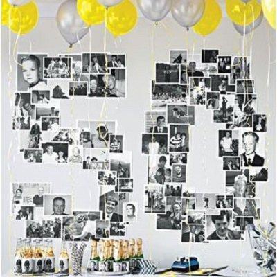 fiesta sorpresa cumpleaños pareja 50 aniversario