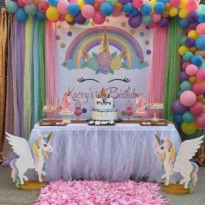 ideas fiestas sorpresas de unicornio