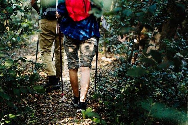 celebrar cumpleaños con un día de trekking