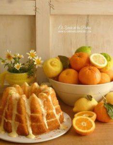pastel de cumpleaños cheese cake de limón