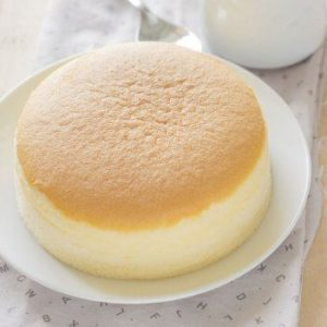 pastel de cumpleaños japonés