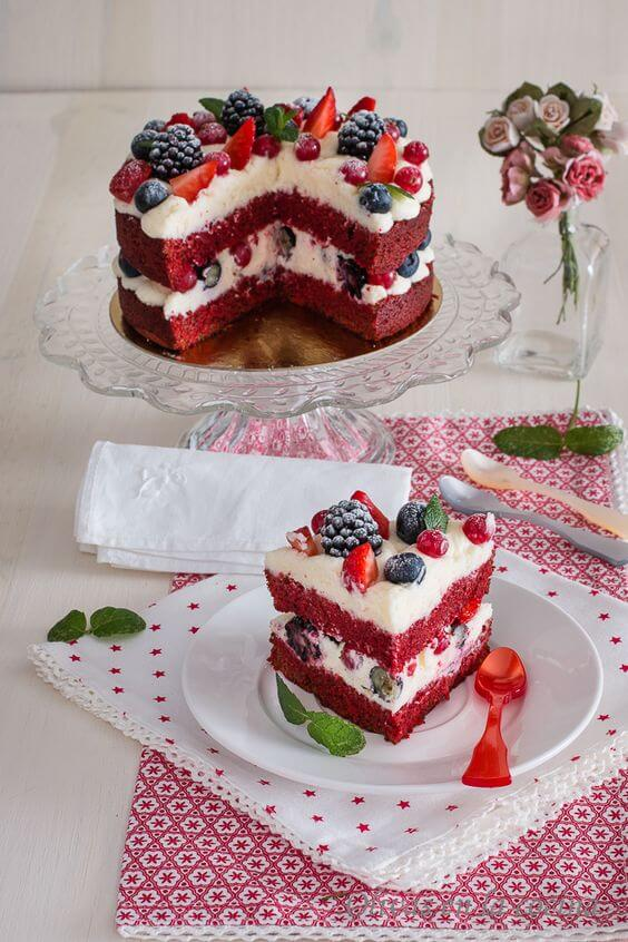 Origen del pastel de cumpleaños 1